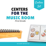 Music Centers Set {1st Grade}