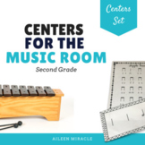 Music Centers Set {2nd Grade}