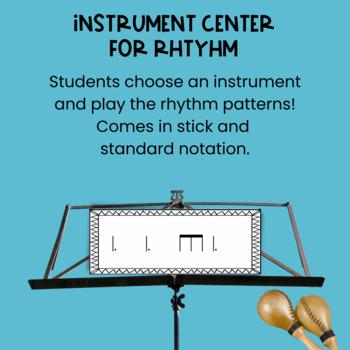 Music Centers Set {5th Grade Bundle}