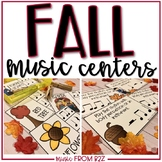Music Centers for Fall