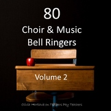 Music & Choir Do Now, Bell Ringers, Daily Board Activities Volume 2