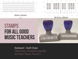 Music Chops / Stamps