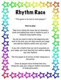 Music Class Centers: Rhythm Center