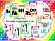 Music Class Decor Bundle - Rainbow Theme