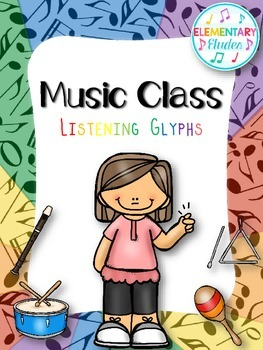 Music Class Listening Glyphs
