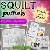 SQUILT Music Listening Journals