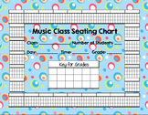 Music Class Seating Chart