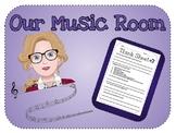 Music Class - Think Sheet