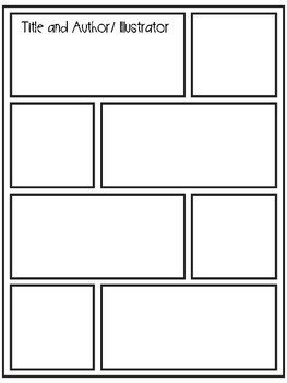 Music Classroom Comic Book Templates by Rocky Mountain Music | TpT