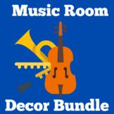Music Classroom Decor   Elementary Music   Poster BUNDLE