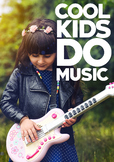 Music Classroom Poster