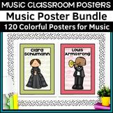 Music Classroom Poster BUNDLE