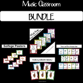 Music Classroom Poster Bundle
