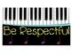 Music Classroom Rules