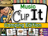 Music Clip It - Camping Edition