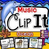 Music Clip It - Ocean Edition