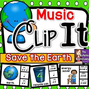 Music Clip It - Save the Earth Edition