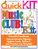 Music Club Quick Kit™