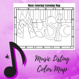 Music Color Sheet