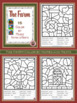 Music Coloring Pages: 15 FARM Themed Music Coloring Sheets