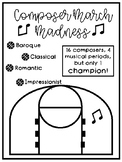 Music Composer March Madness