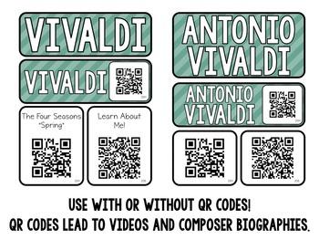 Music Composer Mini Pack- Antonio Vivaldi