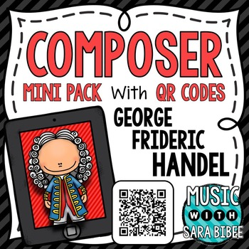 Music Composer Mini Pack- George Frideric Handel