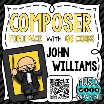 Music Composer Mini Pack- John Williams