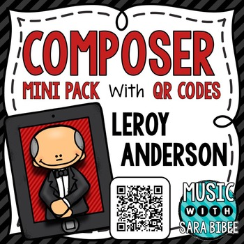 Music Composer Mini Pack- Leroy Anderson