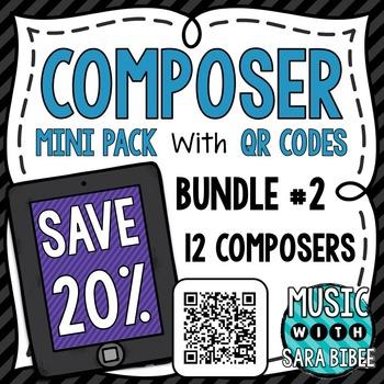 Music Composer Mini Pack- Mega Bundle #2- Save 20%