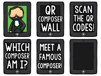 Music Composer Mini Pack- Modest Mussorgsky