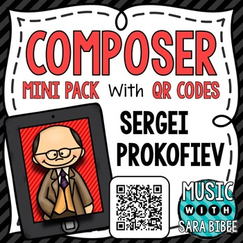 Music Composer Mini Pack- Sergei Prokofiev