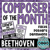 Music Composer of the Month: Ludwig van Beethoven Bulletin