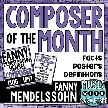 Music Composer of the Month: Fanny Mendelssohn