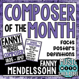 Music Composer of the Month: Fanny Mendelssohn