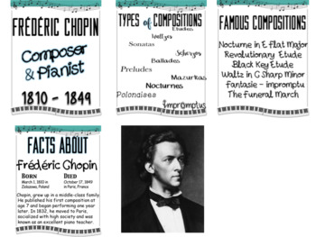 Music Composer of the Month: Frederic Chopin
