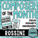 Music Composer of the Month: Gioachino Rossini Bulletin Bo