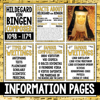Music Composer of the Month: Hildegard von Bingen