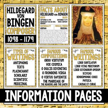 Hildegard Of Bingen Visions