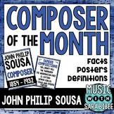 Music Composer of the Month: John Philip Sousa