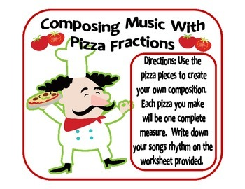 Composing With Pizza Fractions