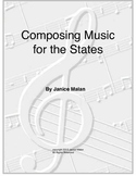 Music Composition Activity for the States