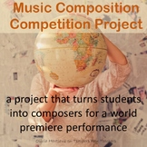 Music Composition Competition Project