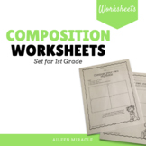 Music Composition Worksheets {First Grade}