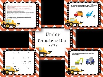 PDF Interactive Game/ Music Composition for the Elementary Music Classroom