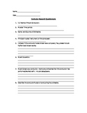 Music Conductor Questionnaire