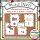 Music Decor - SWEET SHOPPE - Curwen Solfege Hand Signs, Diatonic & Chromatic