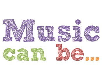 Music Descriptors Poster (English and Spanish!)