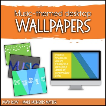 Music Desktop Wallpapers for Computer Backgrounds and iPad Screens