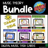 Music Distance Learning BOOM Cards BUNDLE - Music for Goog